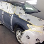 Autobody Doors & Fender Repair